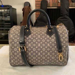 LOUIS VUITTON Idylle Speedy Bandouliere 30